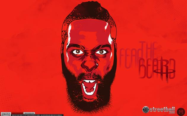 James_Harden_Houston_Rockets_Fear_The_Beard_Wallpaper