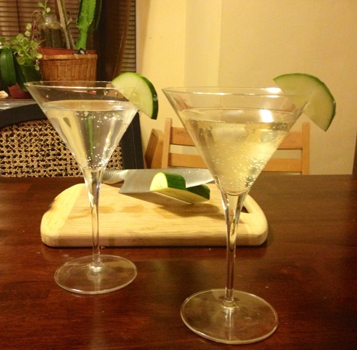 Cucumber Vodka 4