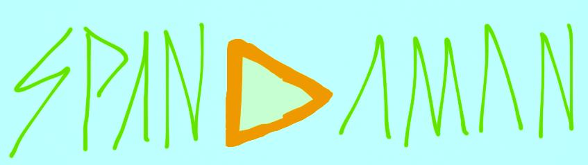SpandaMan logo 2