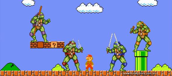 RockySilva_TMNT_VS_Mario-SLIDE